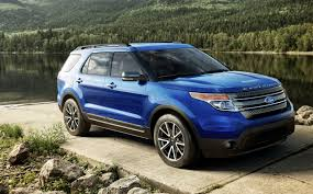 ford explorer 2017 black 2015 ford explorer xlt appearance pack adds 2 0l turbo big wheels