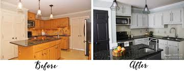 kitchen cabinet transformations the best paint for kitchen cabinets 8 cabinet transformations