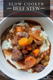 slow cooker beef stew with cabernet merlot