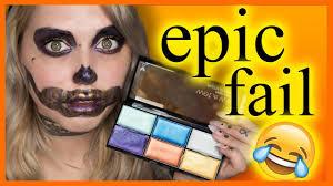 wet n wild halloween wet n wild skull queen halloween makeup dupethat youtube