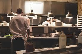 kitchen chef kitchen work restaurant free photo on pixabay