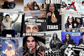 Collage Memes - the funniest ozzy osbourne memes