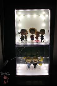 led light box ikea making sinas even better ノ ノ myfigurecollection net