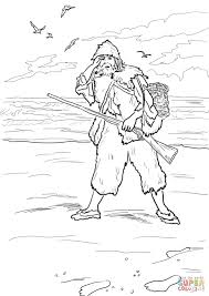 footprints coloring page free coloring pages on art coloring pages