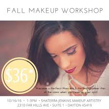 makeup classes in columbus ohio makeup lessons archives shaterra jenkins makeup artistry