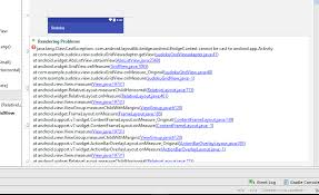 layoutinflater applicationcontext android error when trying to build the apk for my app stack overflow