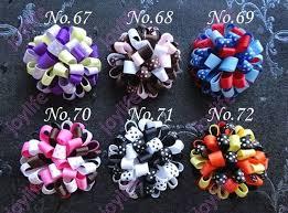 beautiful bows boutique aliexpress buy free shipping 45pcs 2 5 fashion loopy puffs