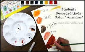 how to create skin tones with watercolor paints wonderteacher com