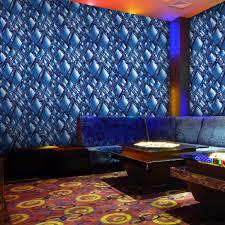 diamond reflective 3d wallpaper modern pvc waterproof wallpaper