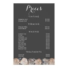 hair salons jc penny price list 13 best price list images on pinterest salon menu beauty salons