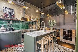 cuisine style loft industriel cuisine style industriel loft fabulous salon salle manger cuisine