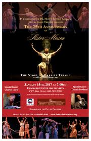 25th anniversary of sister moses the story of harriet tubman