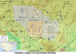 Arizona Strip Map by Area 51 Wikipedia