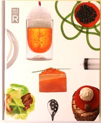 molecular cuisine book cookbook review molecule r the chef