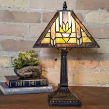 rustic table lamps you u0027ll love wayfair