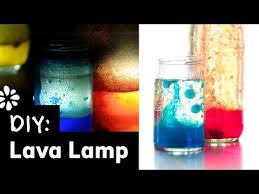 how do you make a homemade lava l watch this is what happens when you add food coloring to a bottle