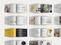 brand web ui design blue u0026 yellow design studio