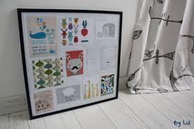 cadre chambre bébé idée déco pour chambre d enfants un cadre diy