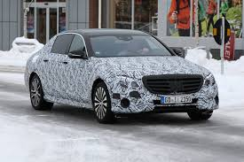 luxury mercedes maybach mercedes maybach e class spy shots gtspirit
