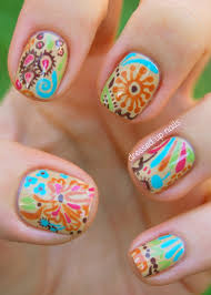how to make nail art stamp at home nails gallery