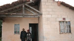 when was the first house built couple u0027s ramshackle home poses risk dumelang news