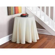 20 round decorative table mainstays round twill table cover for 20 round decorative table