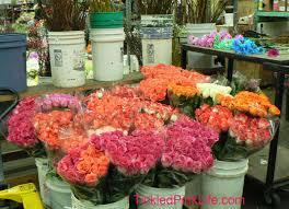 Fake Flowers My Camera My A Spring Stroll Through The Flower Market