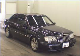 1994 mercedes benz e500 limited edition in the best colour auto