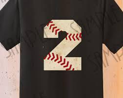 baseball iron on etsy