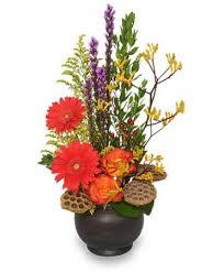 florist ocala fl peaceful easy feeling floral arrangement in ocala fl blue creek