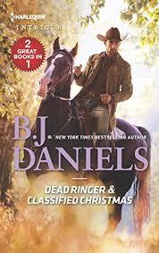 dead ringer classified christmas by b j daniels