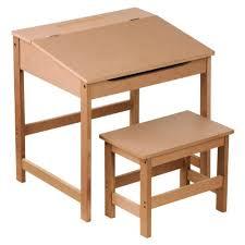 premier bureau enfant housewares bureau et banc pour enfant naturel