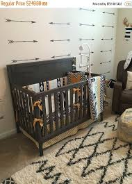 Aztec Crib Bedding Beautiful Aztec Baby Bedding Set Home And Garden Site Home And
