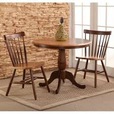 Espresso Dining Room Furniture Espresso Dining Tables On Hayneedle Espresso Round Dining Table
