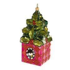mackenzie childs ornaments and tree trim