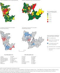 Cascais Portugal Map The Socio Spatial Context As A Risk Factor For Hospitalization Due