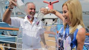 i got drunk on a cruise ship with kathie lee gifford