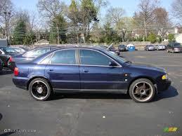 1997 a4 audi 1997 europa blue mica audi a4 2 8 quattro sedan 28092422 photo 6