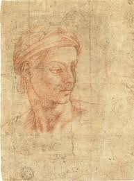 michelangelo u0027s drawings burned about famous artists