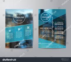 flyer design royalty free business brochure flyer design layout 289144139