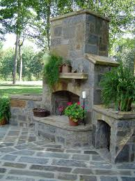 French Country Fireplace - outdoor fireplace i want what i want when i want it pinterest
