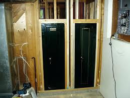 Free Wooden Gun Cabinet Plans Solid Wood Gun Cabinet Plans Pallet For Sale Canada