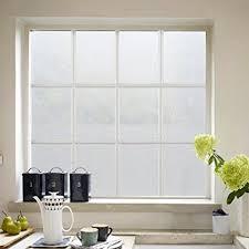 privacy windows bathroom amazon com rabbitgoo privacy window film white window frosting