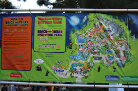 Legoland Florida Map by 10 Things You Must Do At Legoland California Brick Or Treat U2013 It U0027s