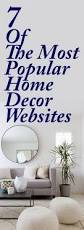 Home Decors Best 25 Home Decor Websites Ideas On Pinterest Design A Room