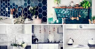images kitchen backsplash ideas 20 kitchen backsplash ideas that totally the show homelovr