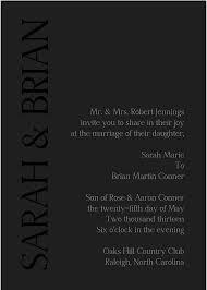black wedding invitations black wedding invitations black wedding invitations including