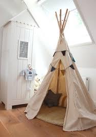 tente chambre enfant agréable tente chambre garcon 12 le tipi enfant 45 r233alisations