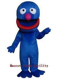Halloween Mascot Costumes Cheap Cheap Sesame Street Halloween Costumes Aliexpress