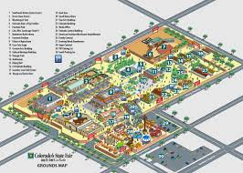 minnesota state fair map map of fairgrounds